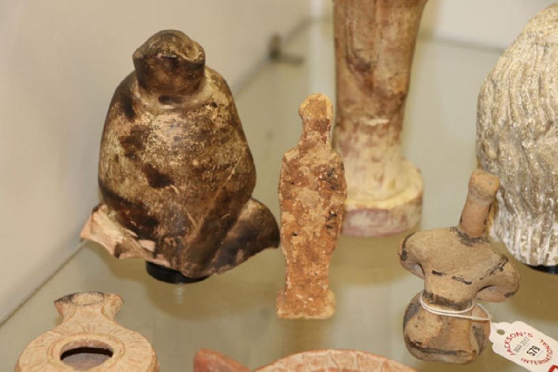 ANCIENT & ANCIENT STYLE TERRA COTTA FIGURES - 3