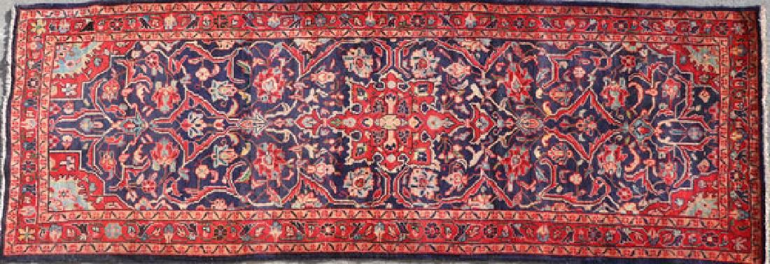 NORTHWEST PERSIAN HAND WOVEN ORIENTAL RUG
