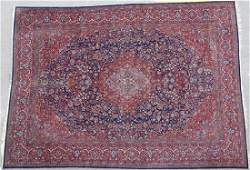 PERSIAN ROOM SIZED ORIENTAL RUG MID 20TH CENTURY