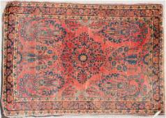 TWO HAND WOVEN ORIENTAL CARPETS