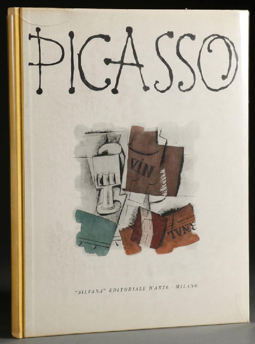 PICASSO VENTI POCHOIRS ORIGINALI:  PABLO PICASSO 1955