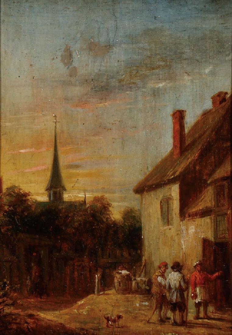 Follower of  DAVID TENIERS(Flemish 1610-1690)