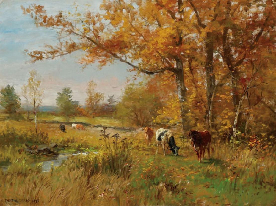 THOMAS BIGELOW CRAIG(American 1849-1924)
