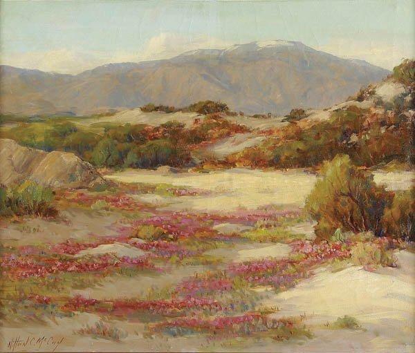 10: WILTON CHARLES MCCOY (American 1902-1982) Califor