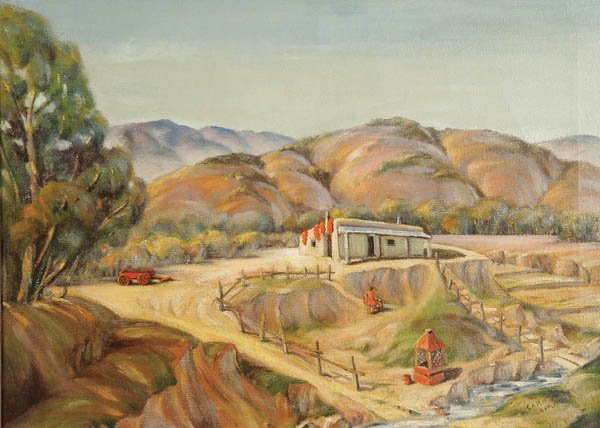19: CAROLYN TEN EYCK APPLETON  (American 1902-1948) F
