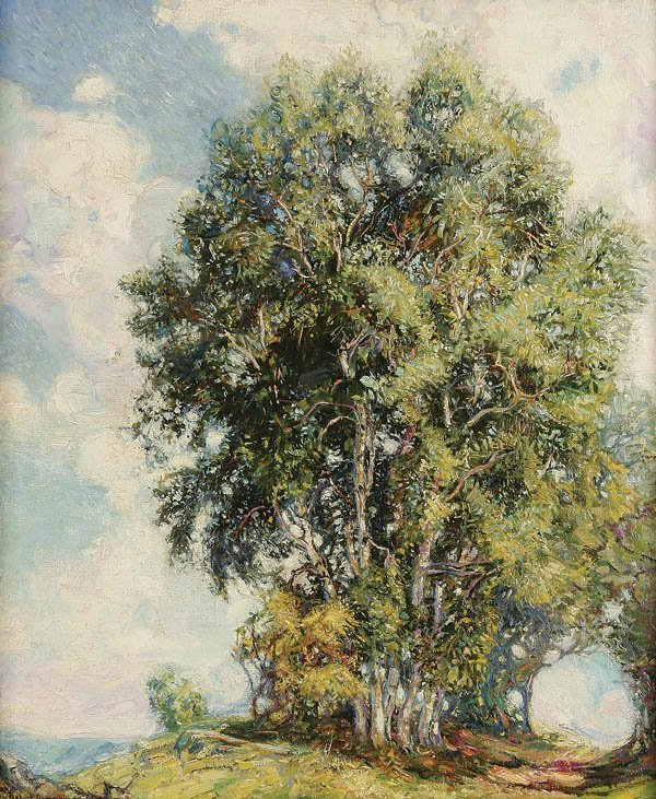 24: ROBERT STRONG WOODWARD  (American 1885-1960) Impr