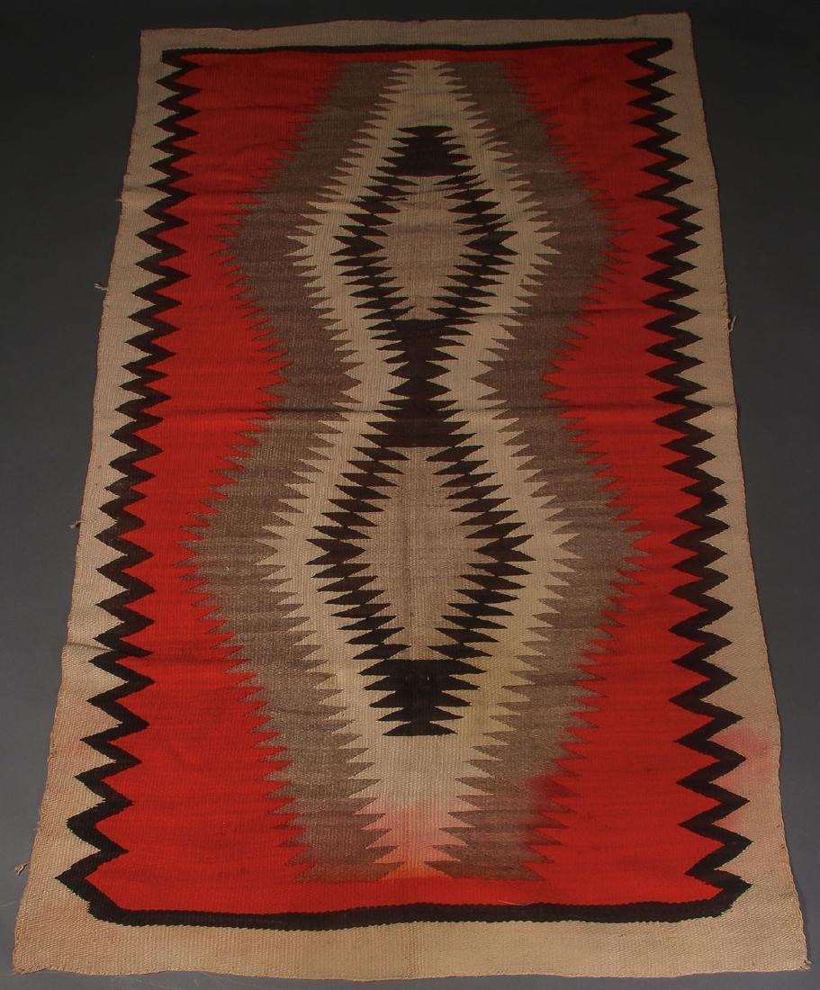 SIX NAVAJO RUGS, CIRCA 1920-1940 - 2