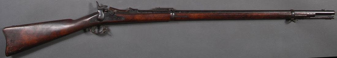 US SPRINGFIELD MODEL 1873 TRAPDOOR RIFLE