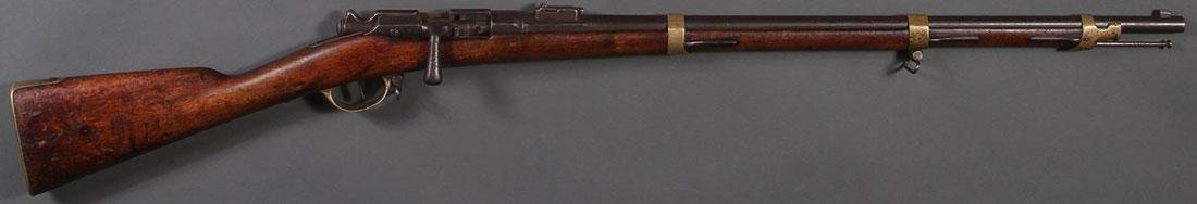 A FRENCH MLE 1966-74 BOLT ACTION RIFLE MODEL 80