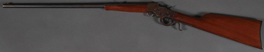 A STEVENS FAVORITE SINGLE SHOT 22 LONG RIFLE