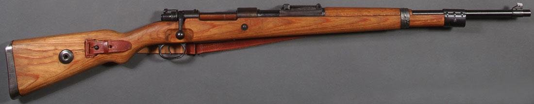 GERMAN ARMY MAUSER K98 BOLT RIFLE
