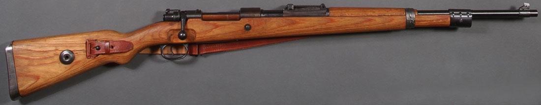 GERMAN ARMY MAUSER K98 BOLT RIFLE