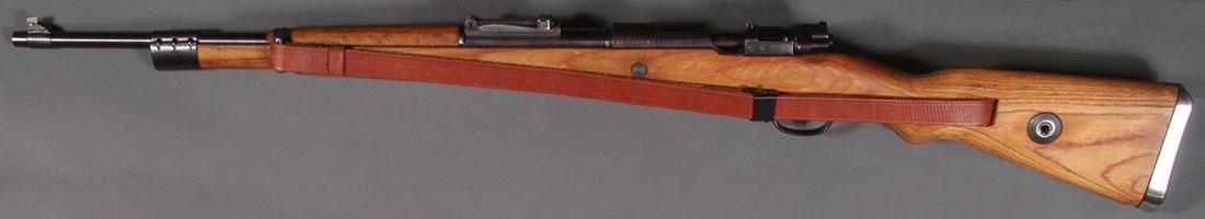 GERMAN ARMY MAUSER K98 BOLT RIFLE - 2