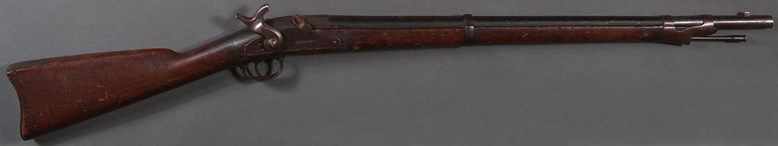 A SPRINGFIELD M1861 BOYS BRIGADE MUSKET