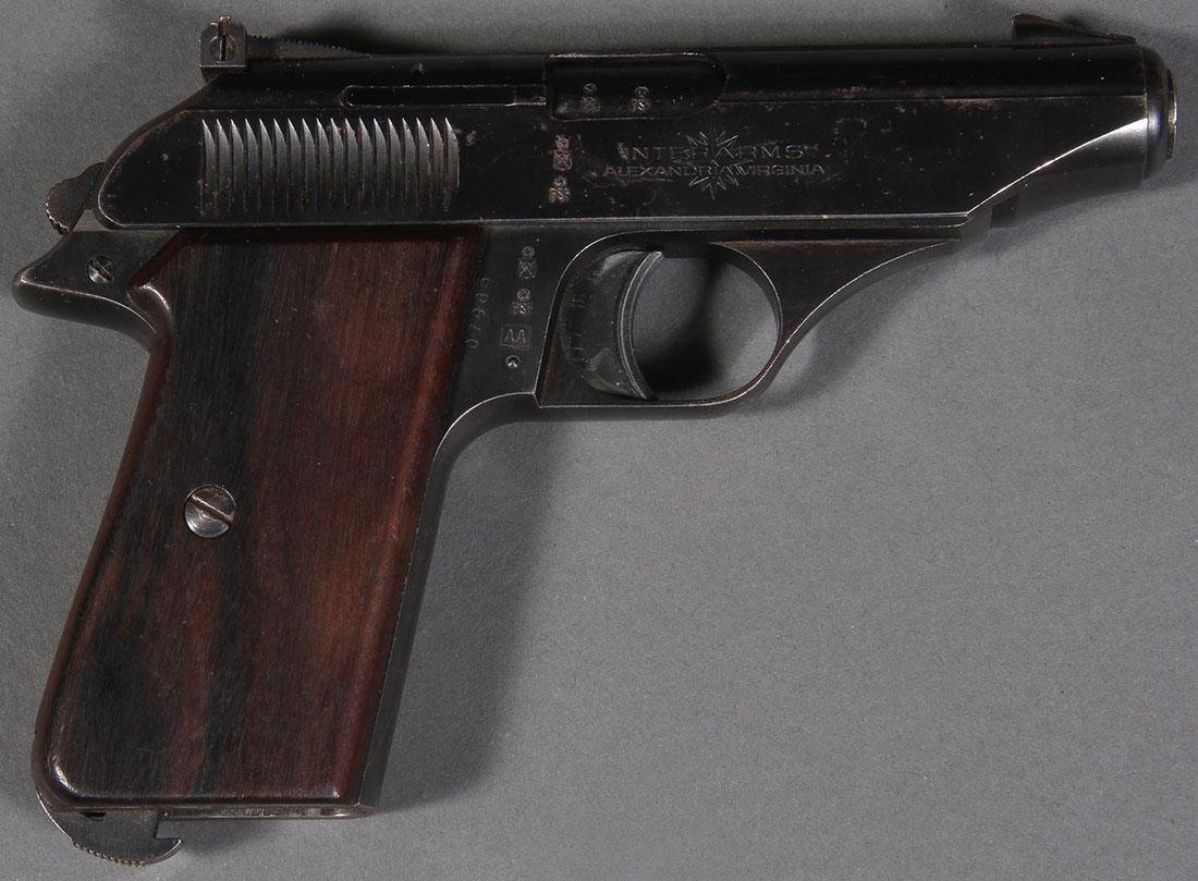 BERNADELLI SEMI-AUTOMATIC POCKET PISTOL MODEL 80