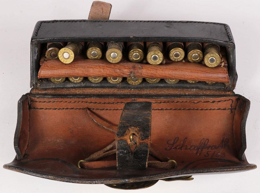 A GROUP OF MOSTLY GERMAN MILITARIA, WWI & EARLIER - 8