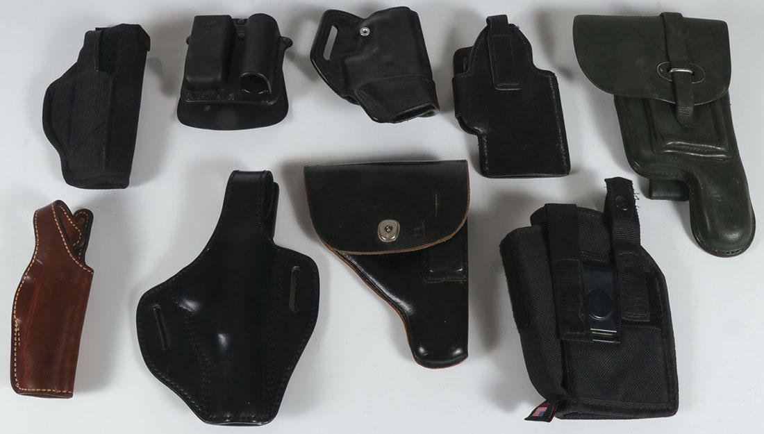THIRTY MILITARY OR FIREARM RELATED ITEMS - 6