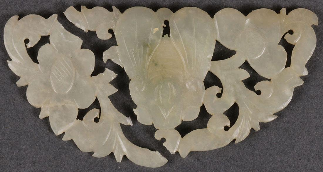 A GROUP OF NINE CHINESE CARVED PENDANTS - 2
