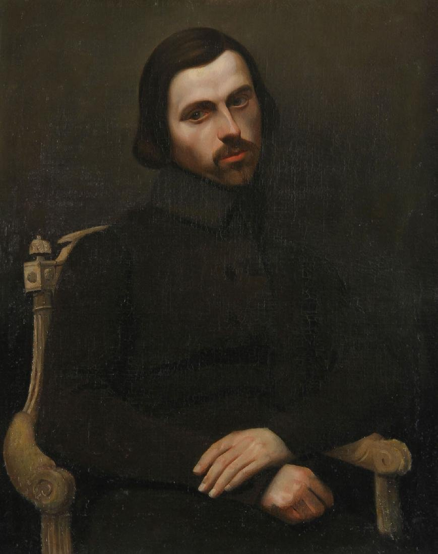 OIL ON CANVAS ATTRIBUTED TO CHARLET, C. 1835
