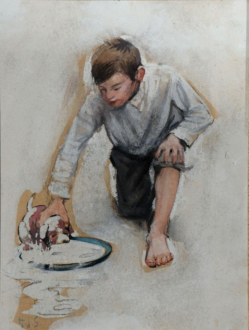PUBLISHED AMERICAN ILLUSTRATION ART 1914