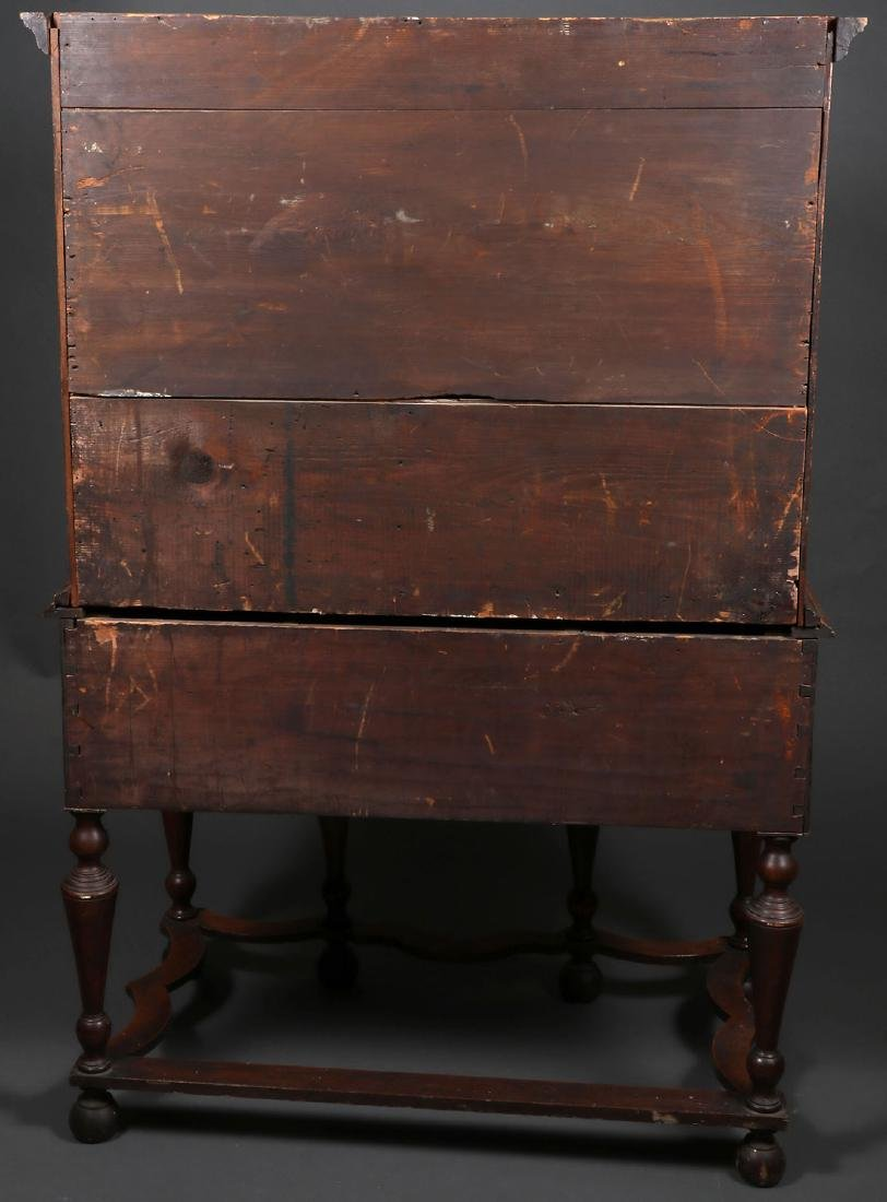 A PERIOD WILLIAM & MARY HIGH STAND, C. 1710-1740 - 2