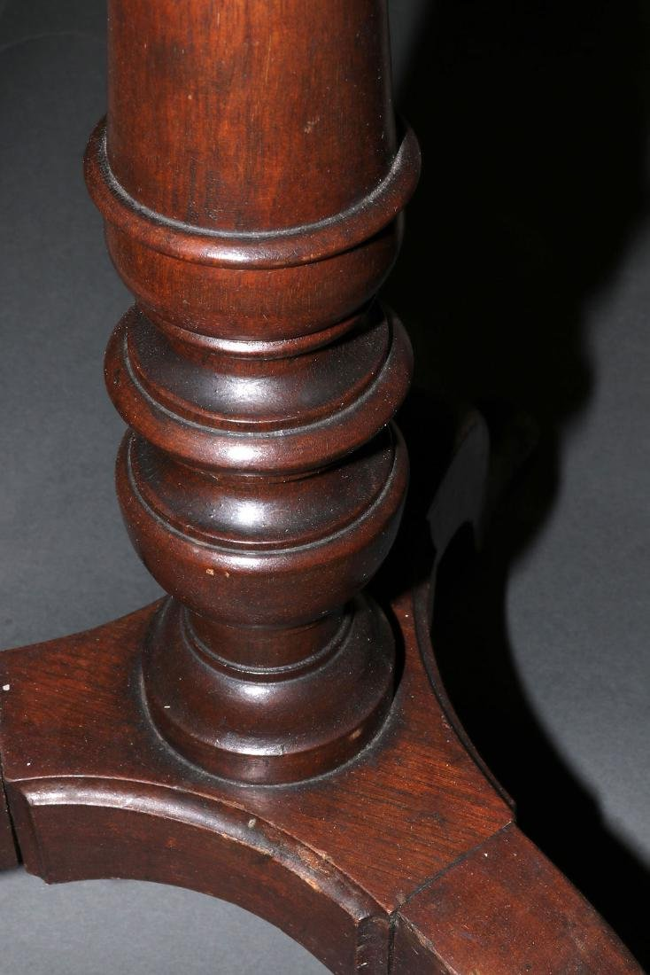 A CHIPPENDALE MAHOGANY KETTLE STAND, 1760-1780 - 4