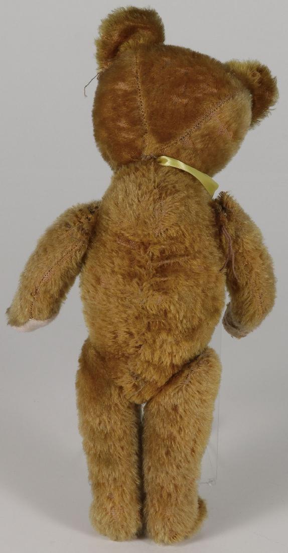 A MOHAIR TEDDY BEAR, CIRCA 1920 - 2