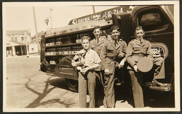 1519:  RPPC Dr Pepper delivery truck