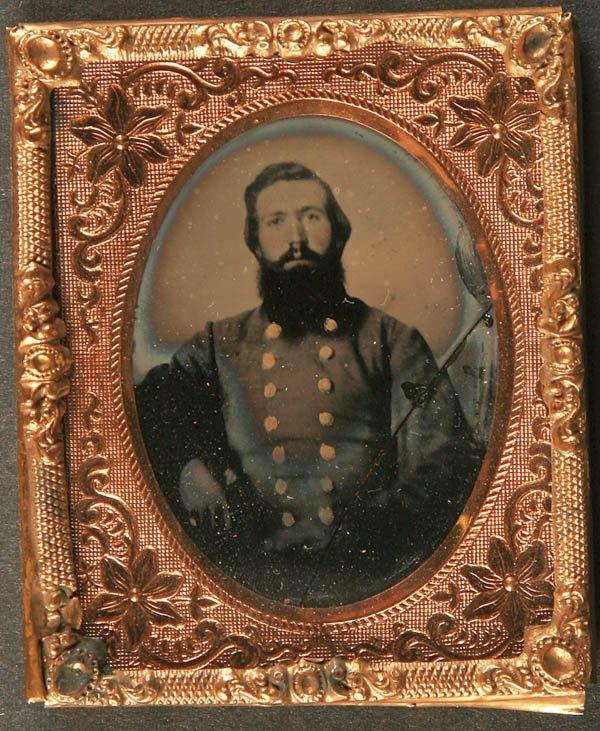 1909: CIVIL WAR AMBROTYPES Confederate?