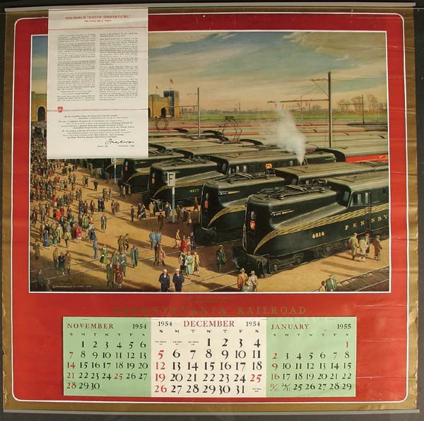 2152: GRIF TELLER 'Mass Transportation (Army Navy game)