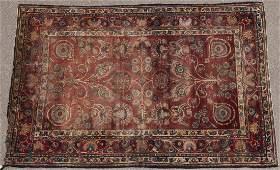 A PAIR OF ORIENTAL RUGS, CIRCA 1890-1910