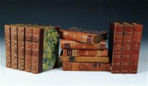 1426 A BOX OF 13 BOOKS including Sketches of History