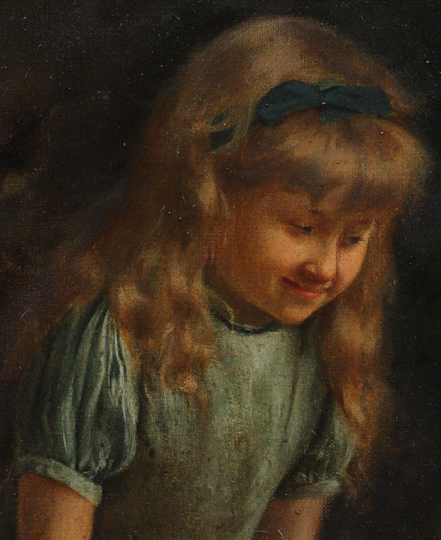 GREAT ALLESSANDRO SANI GENRE PAINTING - 5
