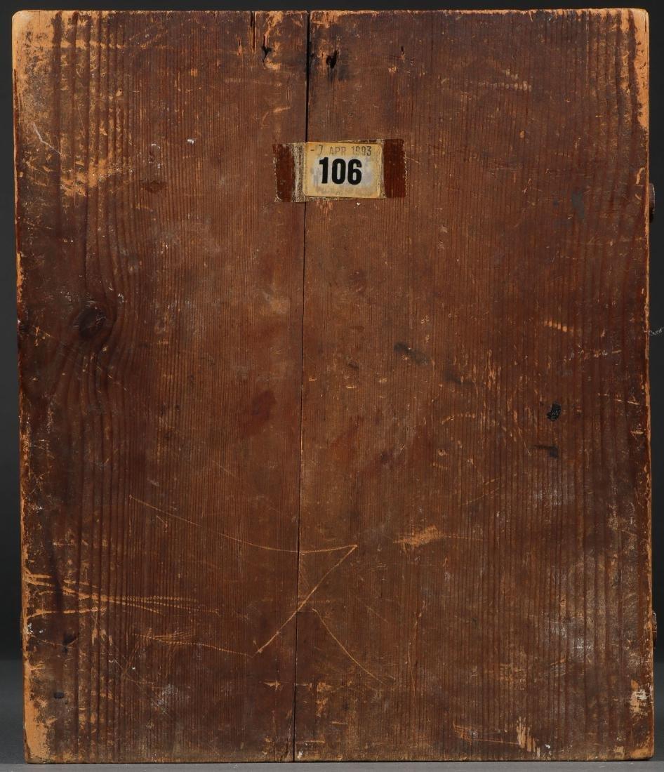 A ROCOCO RUSSIAN ICON OF CHRIST, 1779 - 3