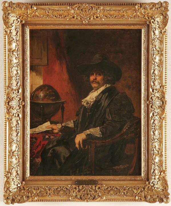 4: FERDINAND VICTOR LEON ROYBET (French 1840-1920),