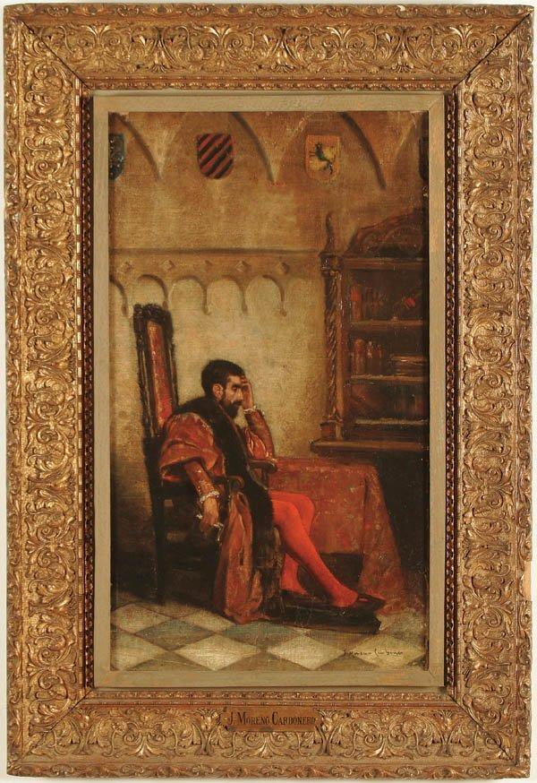 6: JOSE MORENO CARBONERO (Spanish 1860-1942), A Cont