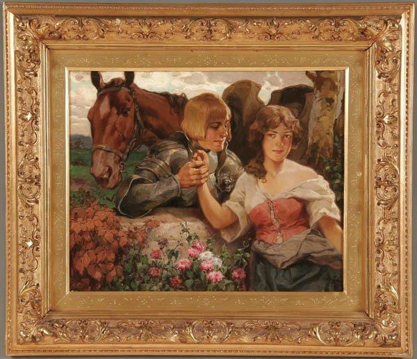 11: RUDOLF ALFRED HOGER (Austrian 1877-1930), A Galla