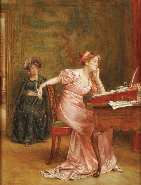 14: GEORGE GOODWIN KILBURNE (British 1839-1924), The