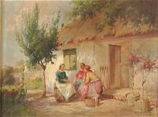 62 AGOSTON ACS  Hungarian 18891947 A Summer Idy