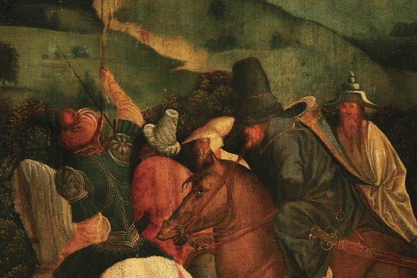 325: JAN SWART VAN GRONINGEN (Dutch born c. 1500-died - 3