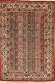 1282 A GOOD PERSIAN HAND WOVEN ORIENTAL RUG mid 20th c