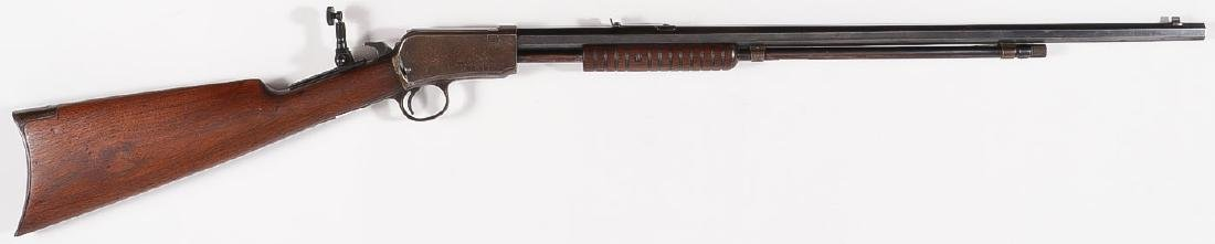 A WINCHESTER MODEL 1890 .22 RIFLE - 2