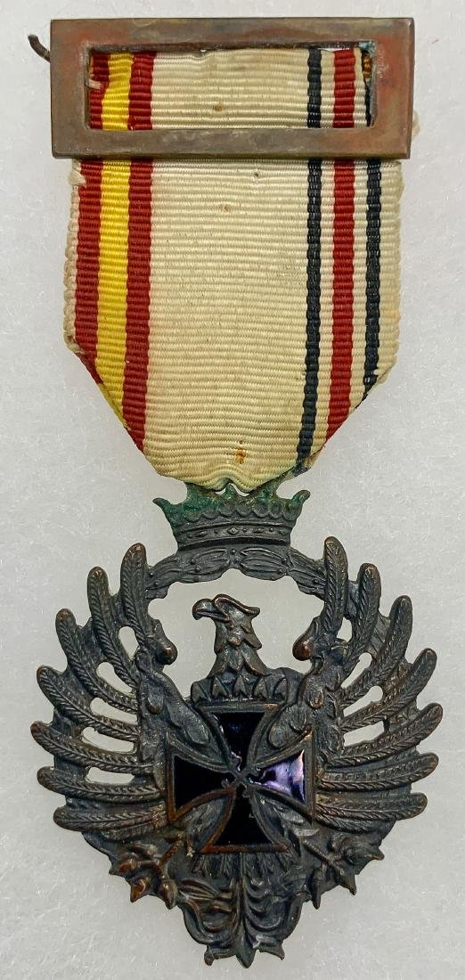 WWII & FRANCO SPANISH CIVIL WAR INSIGNIA - 6