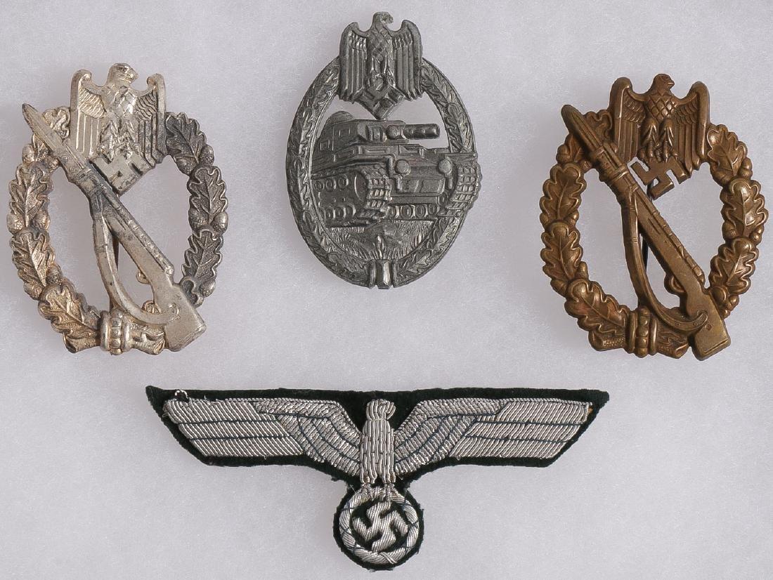 GERMAN WWII BADGES