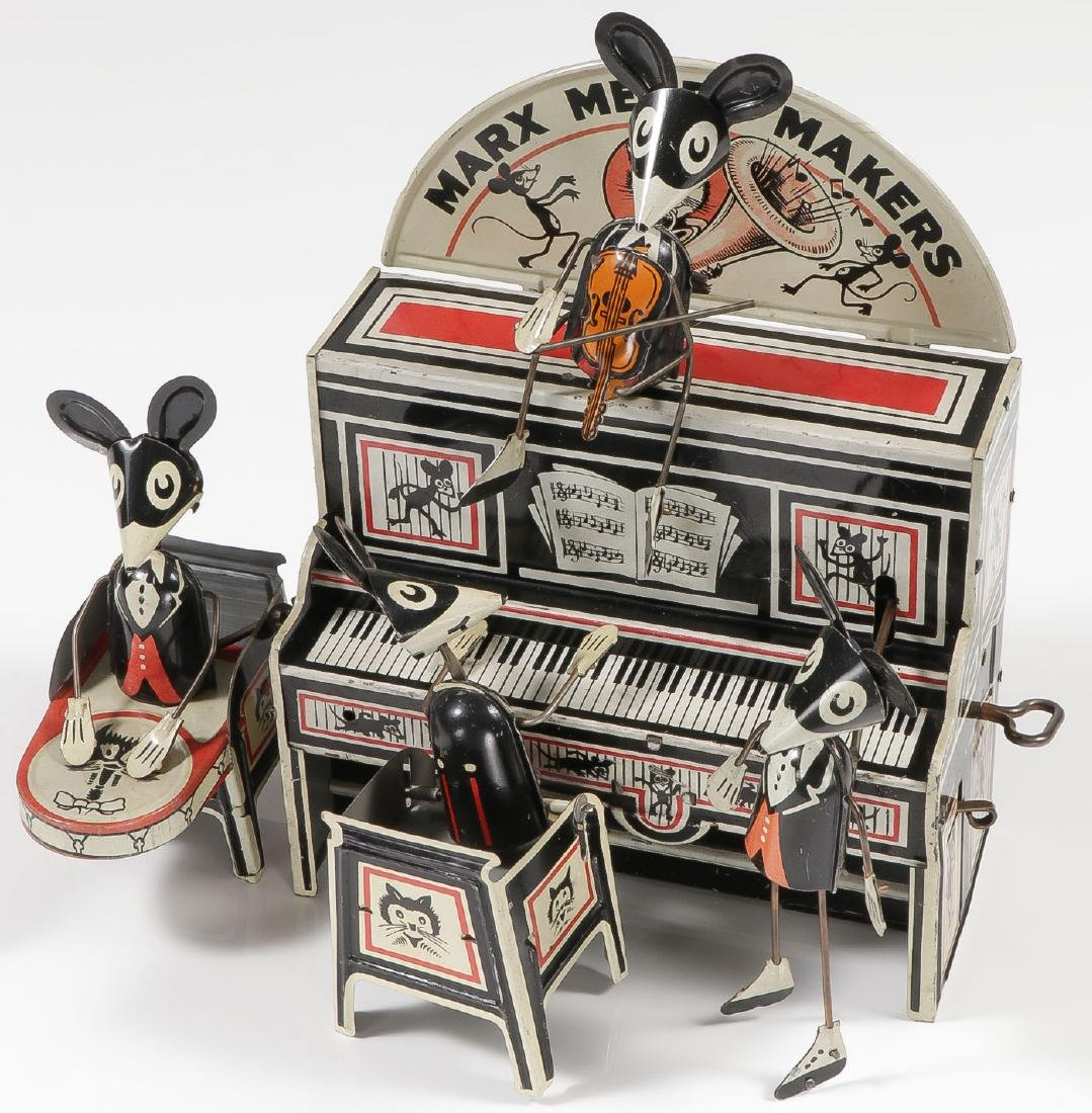 GOOD MARX MERRY MAKERS BAND IN BOX