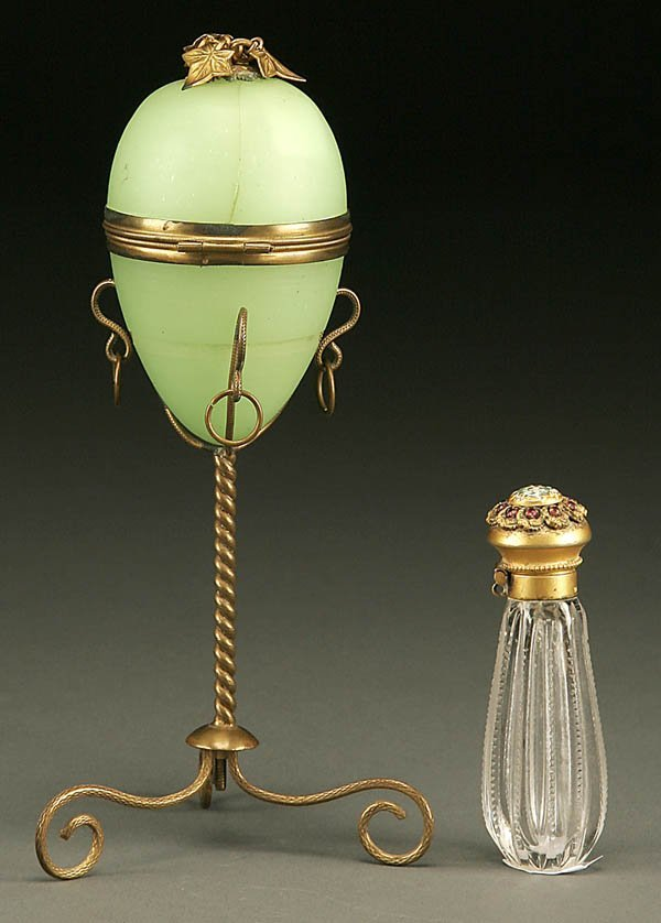 873: TWO VICTORIAN PERFUMES; late 19th century; the fi