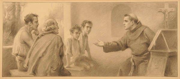 1055: CHARLES BOSSERON CHAMBERS (American 1882-1964) A - 4