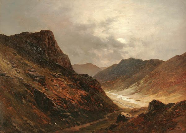 18: ALFRED DE BREANSKI (British 1852-1928) Honister C