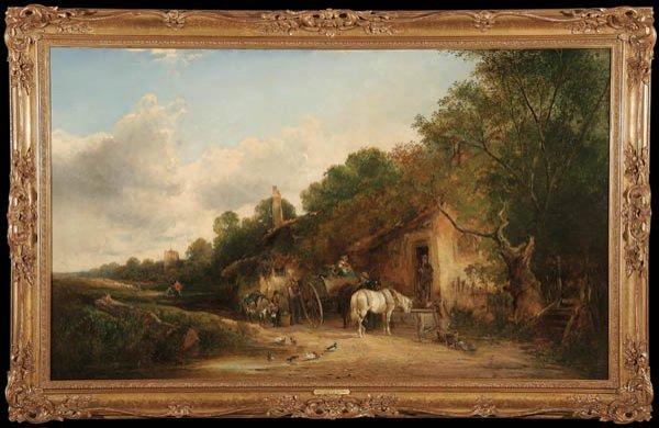 23: Attributed to WILLIAM JOSEPH SHAYER (British 1811