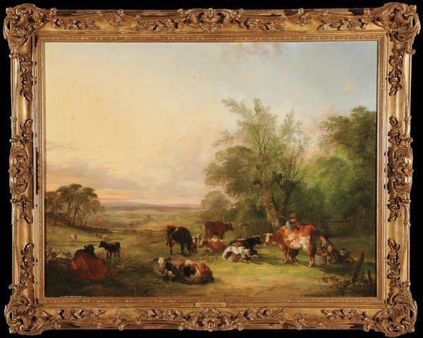 24: Attributed to WILLIAM SHAYER (British 1811-1892)